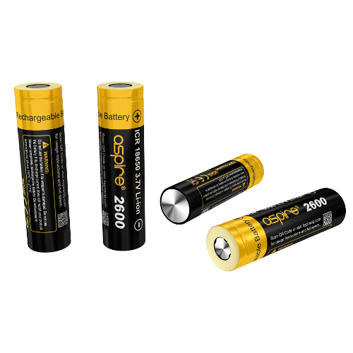 Aspire - 18650 2600mah Battery