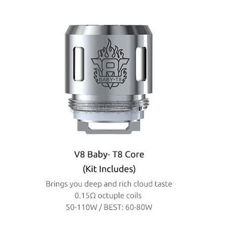SMOK - TFV8 BABY T8 COIL