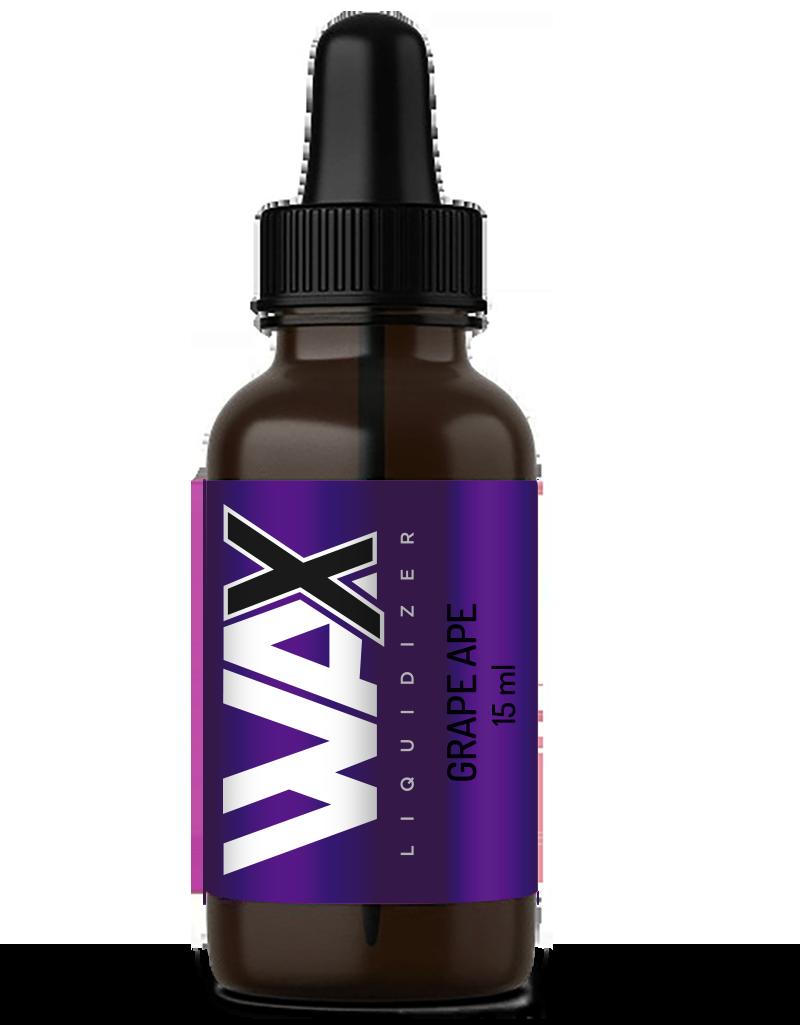 WAX LIQUIDIZER 15ml - GRAPE APE