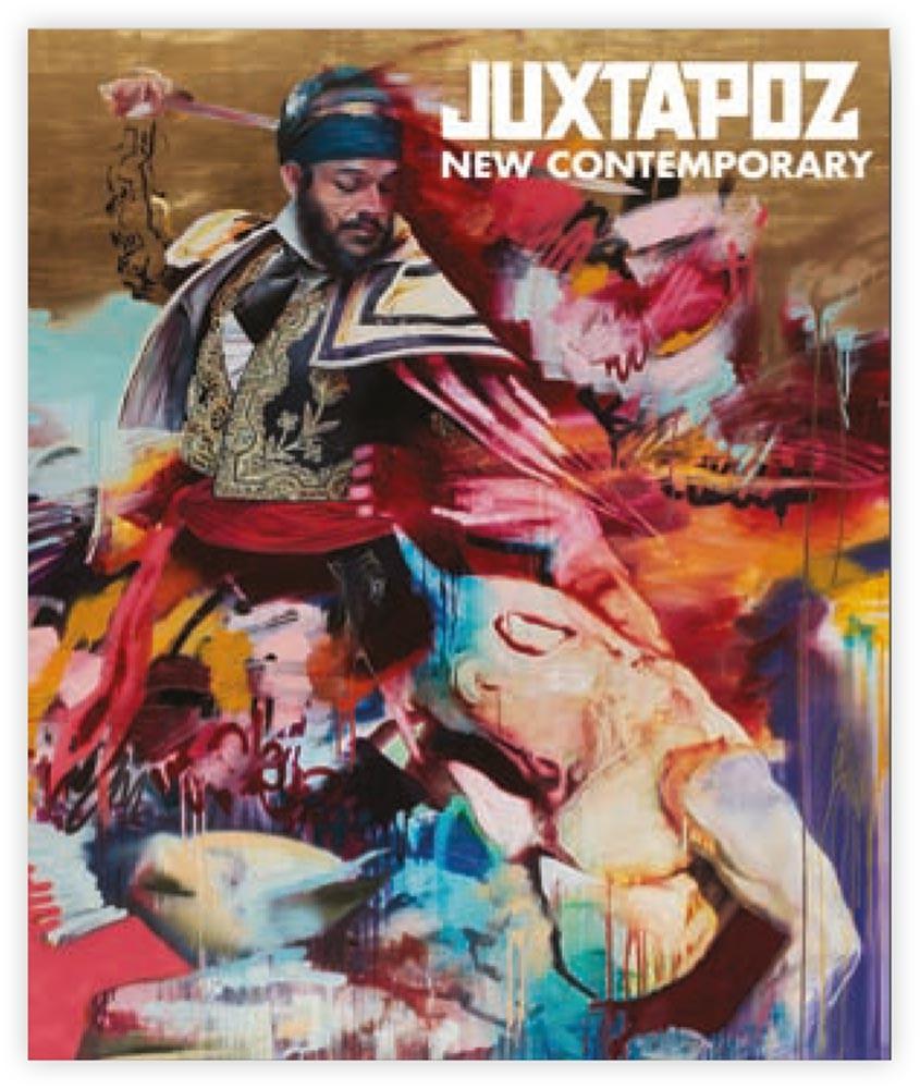 JUXTAPOZ - NEW CONTEMPORARY BOOK