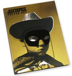 JUXTAPOZ - POSTER ART BOOK