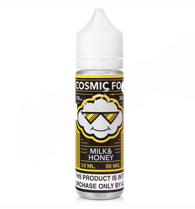 Milk and Honey E-Liquid by Cosmic Fog 50ml