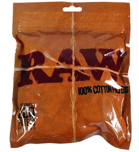 RAW FILTER TIPS - SLIM (BAG)