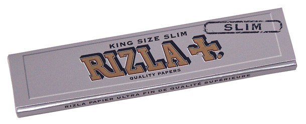 RIZLA KINGSIZE SILVERS