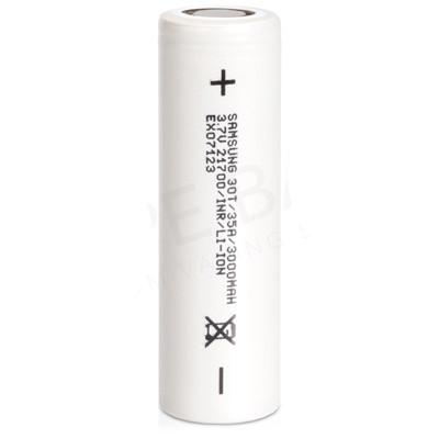 Samsung - 30T INR 21700 Vape Battery