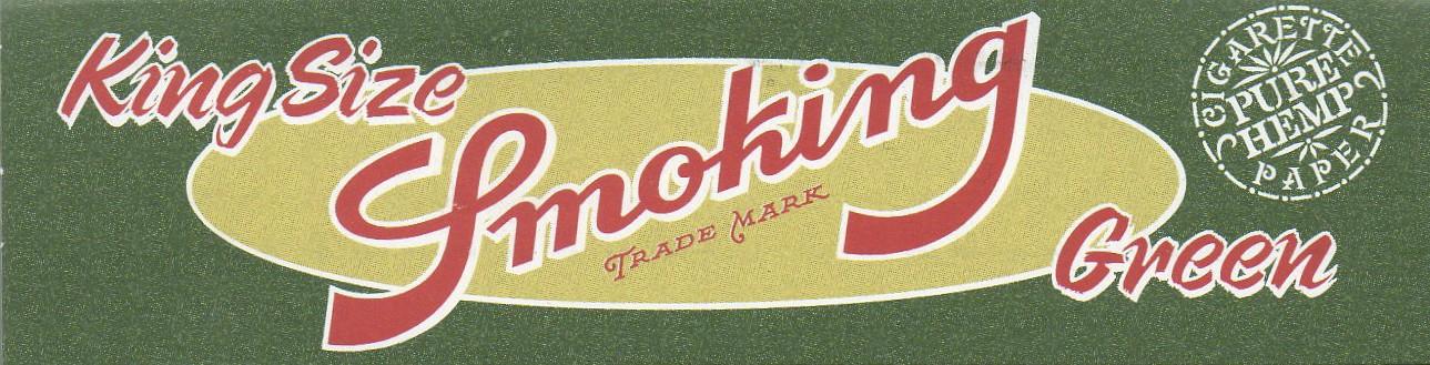 SMOKING KINGSIZE GREEN