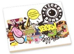 STICKER BOMB: Sticker Book Vol. 1