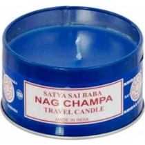 Nag Champa - Travel Candle