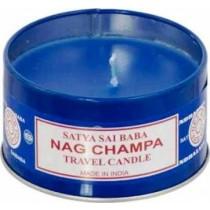 Nag Champa - Travel Candle