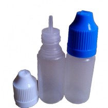 Empty 15ml Plastic Bottle