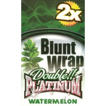 BLUNT WRAP DOUBLE PLATINUM - WATERMELON