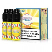 DINNER LADY ELIQUID - LEMON TART