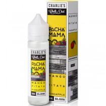 CHARLIE'S CHALK DUST - MANGO, PITAYA & PINEAPPLE by PACHA MAMA - 0mg / 50ml