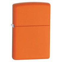 ZIPPO - ORANGE MATTE REGULAR (231)