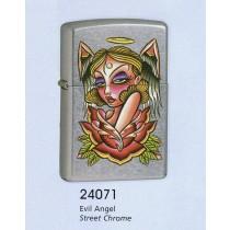 ZIPPO - EVIL ANGEL (24071)