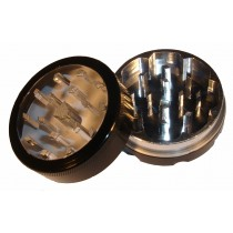 2 PART METAL WINDOW GRINDER- BLACK
