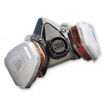 3M KOMFORT 6000 Series Respirator