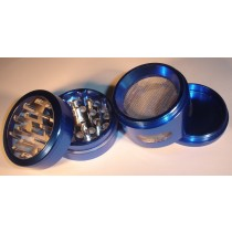 4 PART WINDOW GRINDER-DARK BLUE