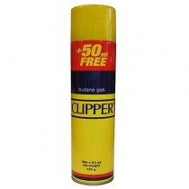 CLIPPER BUTANE REFILL GAS 300ml