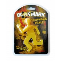 BOOK MARK - Squashed flat Book Mark