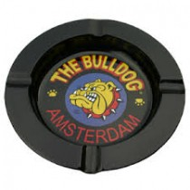 The Bulldog Amsterdam Ashtray - BLACK