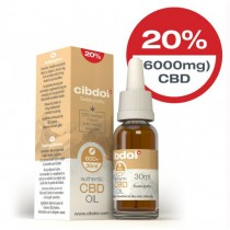 CIBDOL - CBD OIL 20% - 30ml