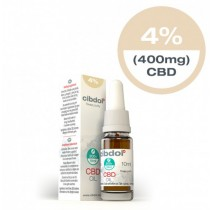 CIBDOL - CBD OIL 4% - 10ml