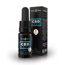 PHARMA HEMP - CBD DROPS AQUA - 5%