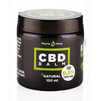 PHARMA HEMP - CBD BALM 100ml - 0.5%