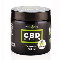 PHARMA HEMP - CBD BALM 100ml - 1%