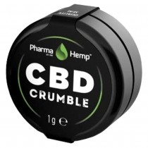 PHARMA HEMP - CBD CRUMBLE 80% - 1g