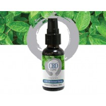 CBD CURE SPRAY - PEPPERMINT