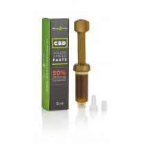 PHARMA HEMP - CBD GOLDEN AMBER PASTE 5ml - 50%