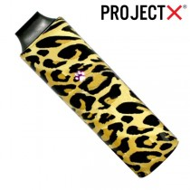 Project X Vaporiser - Limited Edition - Cheetah Print