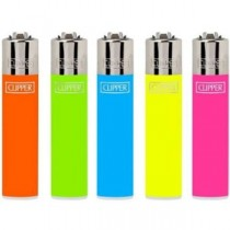 CLIPPER LIGHTER - FLOURESCENT