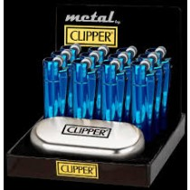 METAL CLIPPER (CM049) ICY BLUE