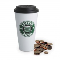 COFFEE FUND MONEY BOX