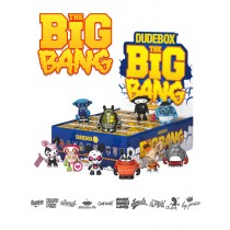 Dudebox - Blindbox - BIG BANG Series