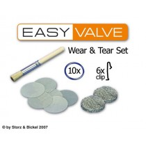EASY VALVE - WEAR & TEAR SET (0602E)