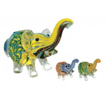 GLASS ELEPHANT PIPE - KIT 1