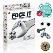 FACE IT - GOOGLY EYES