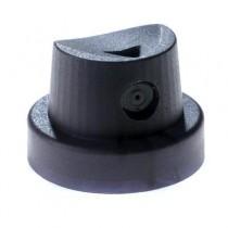 MONTANA SKINNY STREET CAP (PURPLE WITH BLACK DOT)