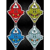 FAT PUNK STUDIO STICKER SET - DEVIL