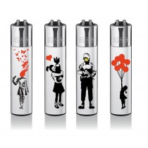 CLIPPER LIGHTER - GRAFFITI