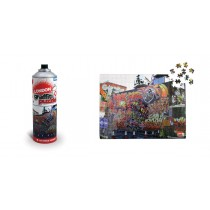 GRAFFITI PUZZLE - LONDON