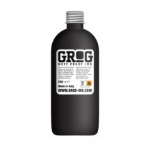 GROG PAINT - 250ml - DEATH BLACK