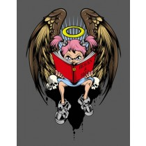 HEAVEN AND HELL PRINT - A2 (mm x mm)