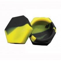 HEXAGON 26ml SILICONE JAR