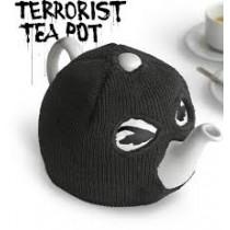 TERRORIST TEA POT