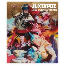 JUXTAPOZ - NEW CONTEMPORARY BOOK